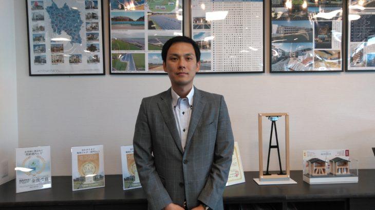 広島建設だけど千葉県柏市が本社。クールで完璧な経営企画部の課長がここで働く理由とは?